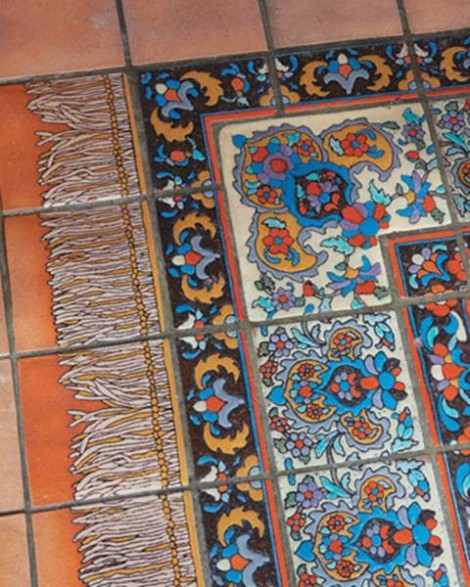 Malibu Tiles: Architectural Decoration From California