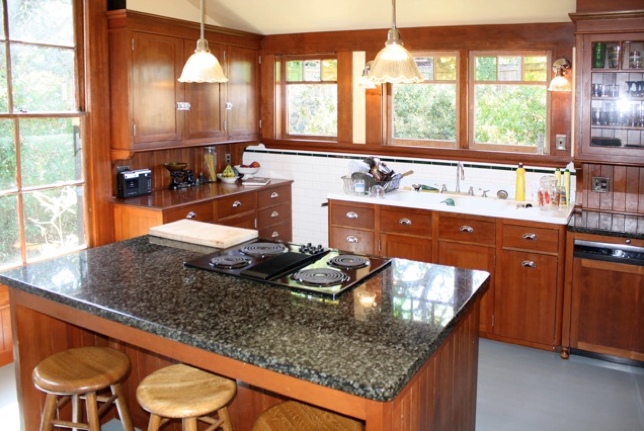 A New Kitchen In The Style Of An Edwardian Kitchen, Incorporating All The  Modern Conveniences